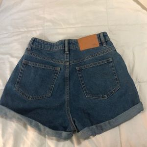 Zara Shorts - Zara Mom Style Shorts
